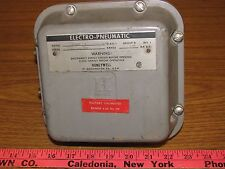 HONEYWELL ELECTRO-PNEUMATIC TRANSDUCER POSITIONER 870022-112 11-13-01-00-27