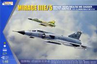 48052 SOUTH AMERICAN MIRAGE III E/V 1/48 Kinetic