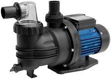 7 M³/h Selbstsaugende Schwimmbadpumpe 450 watt Pool Filterpumpe Poolpumpe pumpe