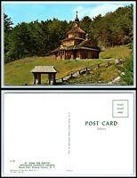 NEW YORK Postcard - Greene County, St. John The Baptist Ukranian Church M5