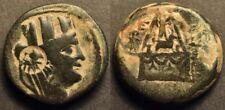 Cilicia, Tarsos AE21 *COUNTERMARK*