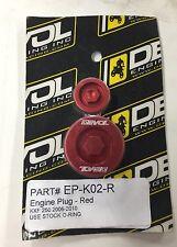 Devol Engine Plug Set '06-'10 Kawasaki Kxf250f