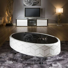 Unbranded More than 200cm Height Oval Coffee Tables
