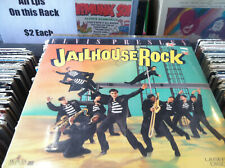 Elvis Presley Jailhouse Rock Laserdisc. Sealed New