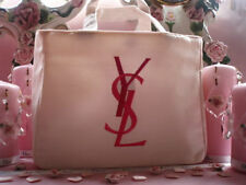 100%AUTHENTIC Ltd Edition YSL Signature MAKEUP~OVERNIGHT~TRAVEL~GYM~SHOPPING BAG