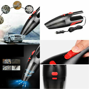 Car Vacuum Cleaner Mini Portable Upright Auto Home Mop Wet & Dry 120W NEW