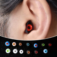 Universal Silicone Rubber Earbuds In-ear Earphone Headphone Bud Gel Replacement