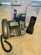 Panasonic Kx-Tgf380M Corded and Cordless Home Phone