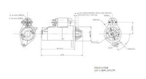 New Starter  TYC  1-17006