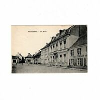 AK Ansichtskarte / Feldpost / Meulebeke / 12. K. Inf. Regt. 417 - 1917