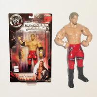 Jakks Pacific WWE Ruthless Aggression Chris Jericho Action Figure 2003 NEW RARE