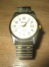 Benrus W1751 Men's Watch Stretch Band