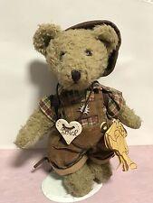 Künstlerbär Teddy Bär 27 cm. Unbespielt. Top Zustand