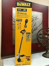 "Dewalt DCST922P1 14"" Cordless 20V MAX XR Folding String Trimmer Brand New"
