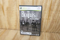 Microsoft Xbox 360 The Beatles Rock Band Video Game