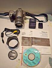 Fotocamera Digitale Panasonic Lumix DMC-FZ30; 8.0 Megapixel; Zoom Ottico 12x;