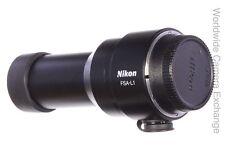 Nikon FSA-L1 fieldscope adaptor, almost mint