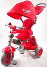 Little Tiger 4 in 1 Kids Trike Tricyclered