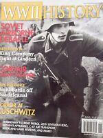 WWII History Magazine Soviet Airborne Debacle June/July 2010 082417nonrh2