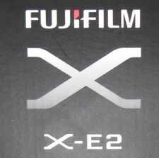 Fuji x-e2 appareil photo numérique-Argent-Garantie