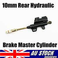 REAR MOTORCYCLE DIRT PIT BIKE HYDRAULIC MASTER OIL BRAKE RESERVOIR CYLINDER