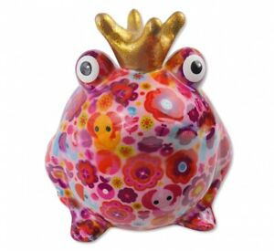 Pomme-Pidou Froschkönig Freddy - Pink - Elephants