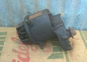 Antique Automobile 1915 Wagner Electric Mfg 6 Volt Starter Motor - Chain Drive