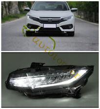 Headlight For 2016-2017 Honda Civic High Configuration Look Upgrade Modify
