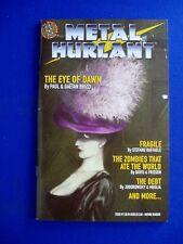 Metal Hurlant 11 : Sci Fi  & fantasy stories. 64-page comic. VFN-