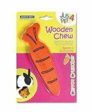 Ancol Wooden Chews Carrot Cruncher - 33186