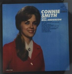 Connie Smith - Connie Smith Sings Bill Anderson [New CD]