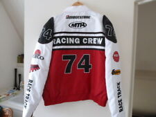 Motorcycle scooter jacket NEW size XL fastlane summer coat red/white unused