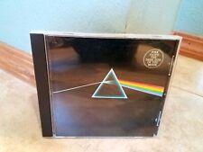 Pink Floyd Dark Side Of The Moon cd Japan Import 1973 Black face disc 7 46001 2