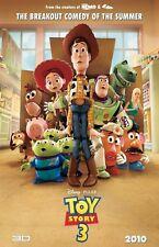 Toy Story 3 movie poster print  : 11 x 17 inches - Walt Disney (style b)