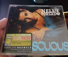 Nelly Furtado - Promiscuous -  MUSIC CD SINGLE  - FREE POST