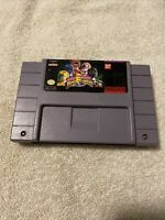 Mighty Morphin Power Rangers (Super Nintendo Entertainment System, 1994)