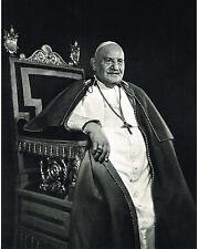 1960's Vintage POPE JOHN XXIII 23 Portrait Yousuf Karsh Photo Photogravure Print