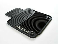 2005.5-2010 JETTA VW Volkswagen Genuine Monster Floor Mats Oval Clips OEM New