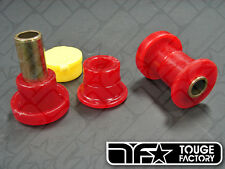 Energy Suspension Front Control Arm Bushing S13 240sx Polyurethane - Red 7.3114