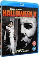 Halloween 5 The Revenge of Michael Myers 5060020703447 Blu Ray