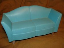 "Barbie Doll House large sofa 9"" Mattel 2007"