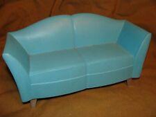 "Barbie Doll House large sofa 9"" Mattel 2007"