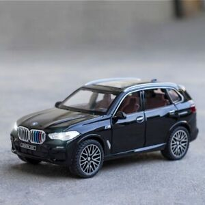 1:32 BMW X5 Cars Alloy Metal Collection Model Vehicles Decorations Toy Gift