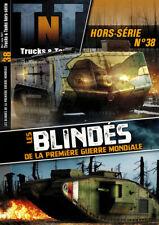 TNT - TRUCKS & TANKS MAGAZINE Hors-série N°38 - Les Blindés ( 05-06/2021)
