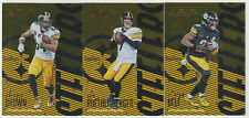 2018 PITTSBURGH STEELERS 40 Card Lot w/ ABSOLUTE Team Set 25 CURRENT Players ++