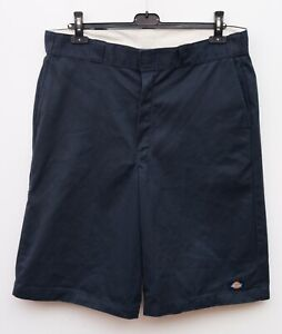 Dickies Marine Homme W36 13'' Coupe Ample Cargo Short Travail Patineuse Combats
