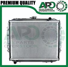 Premium Quality Radiator HOLDEN RODEO TF G3 G6 G7 2.6L Petrol Manual 1988-2002