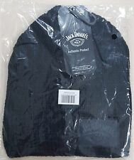 Official Jack Daniel`s Dark Logo Beanie - New & Sealed - Fast Dispatch