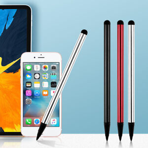 Thin Capacitive Touch Screen Stylus Pen for iPhone/iPad/Samsung Phone Tablet PDA