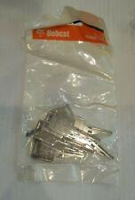 x10 Bobcat Ignition Key fits Skid Steer Loaders and Mini Excavators 6693241